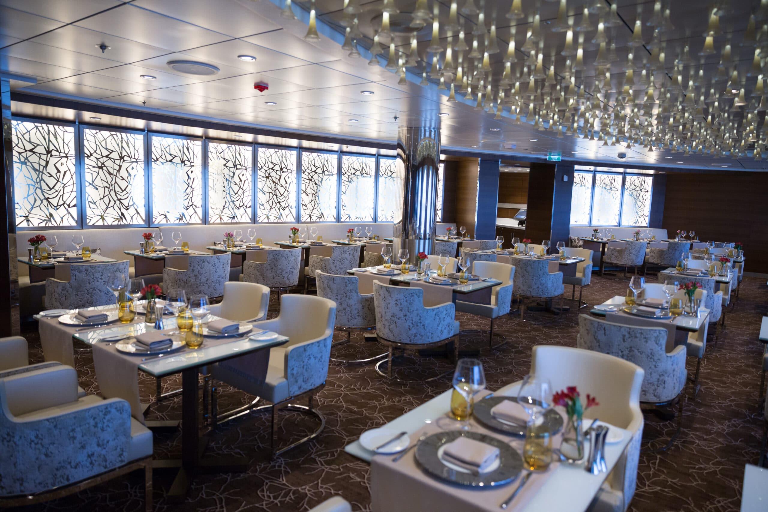 Cruiseschip-Celebrity Infinity-Celebrity Cruises-Luminae Restaurant