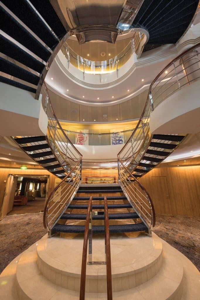 Cruiseschip-Seven Seas Mariner-Regent Seven Seas Cruises-Atrium