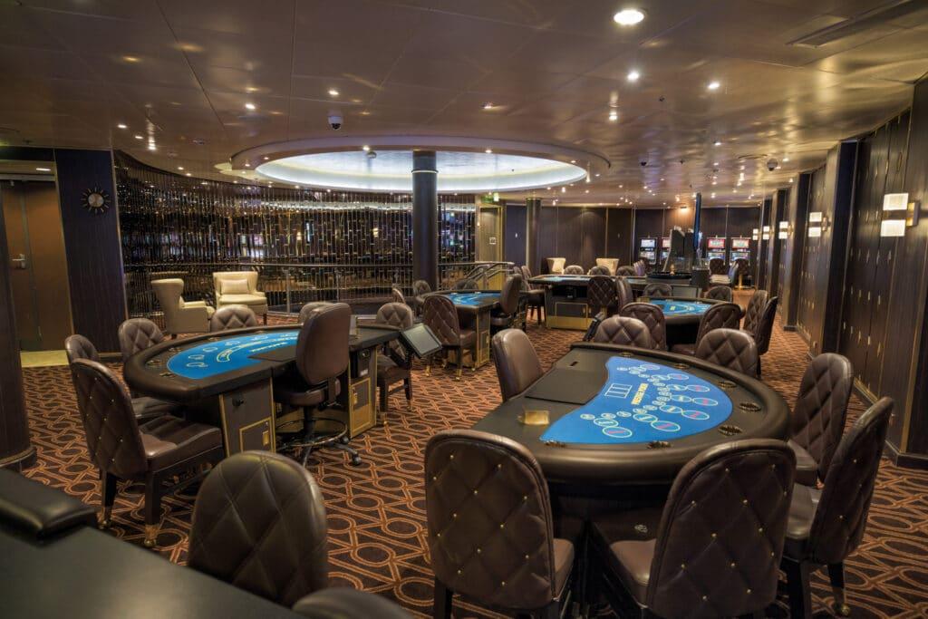 Cruiseschip-Seven Seas Mariner-Regent Seven Seas Cruises-Casino