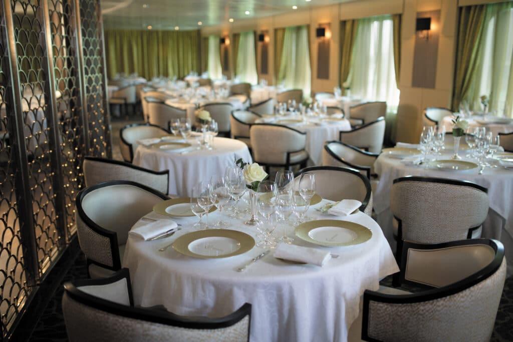 Cruiseschip-Seven Seas Mariner-Regent Seven Seas Cruises-Restaurant