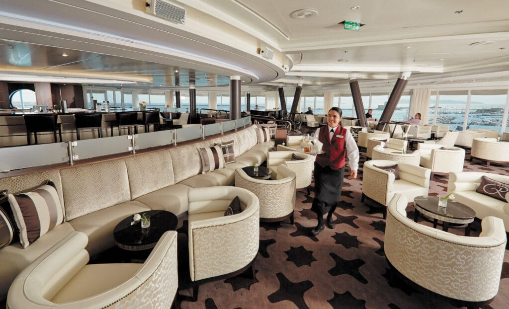 Cruiseschip-Seven Seas Mariner-Regent Seven Seas Cruises-Observation Lounge