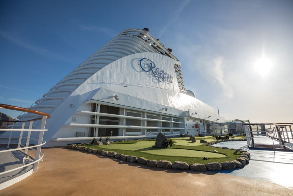 Cruiseschip-Seven Seas Mariner-Regent Seven Seas Cruises-Sports Deck