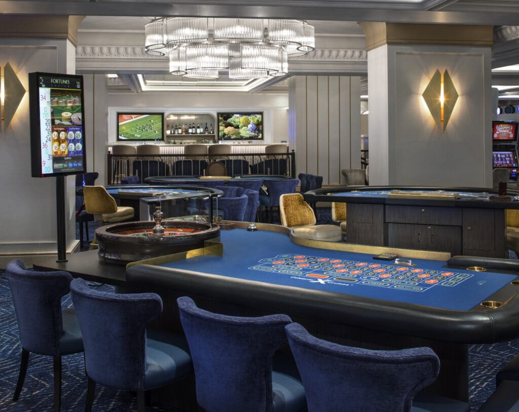 Cruiseschip-Celebrity Summit-Celebrity Cruises-Casino