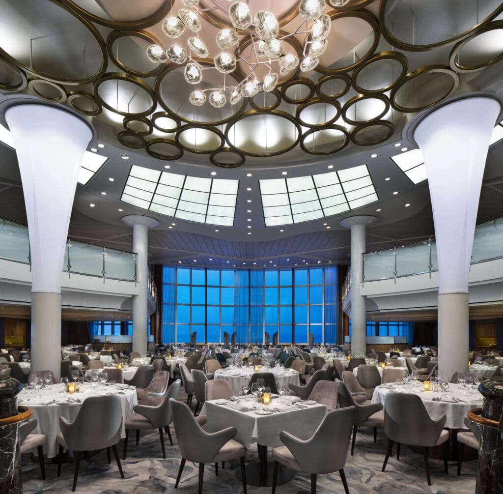 Cruiseschip-Celebrity Millennium-Celebrity Cruises-Metropolitan Restaurant