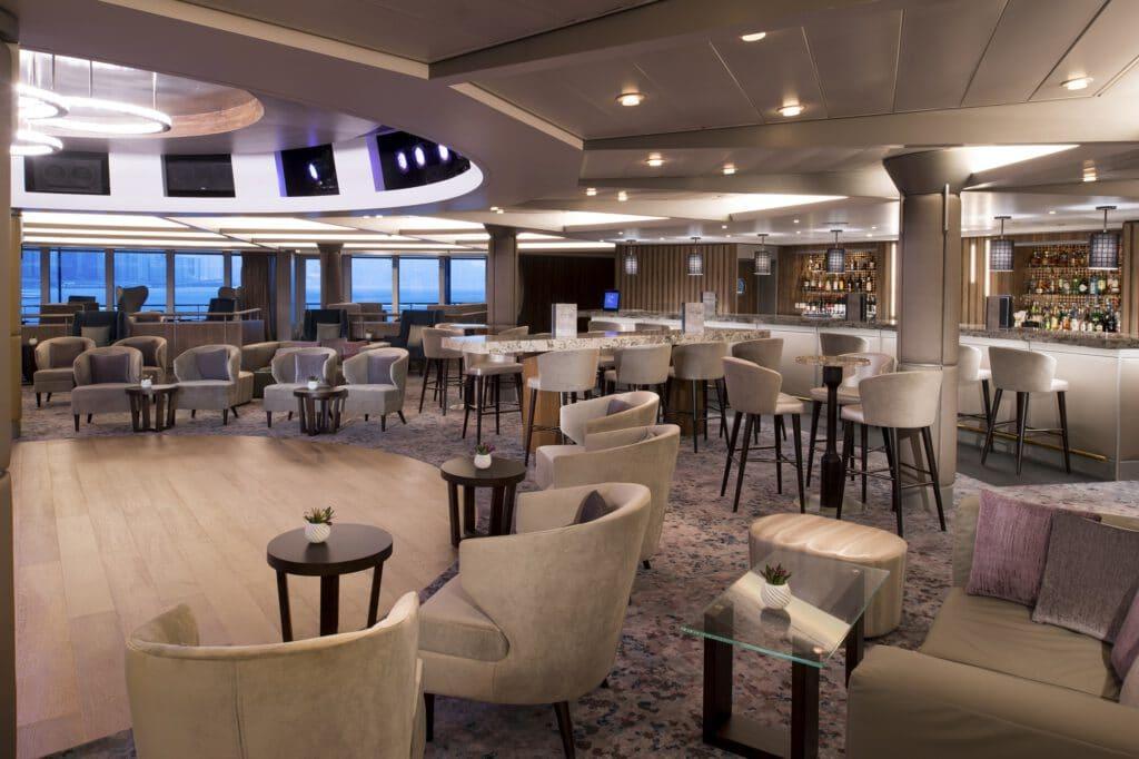 Cruiseschip-Celebrity Millennium-Celebrity Cruises-Rendezvous Lounge
