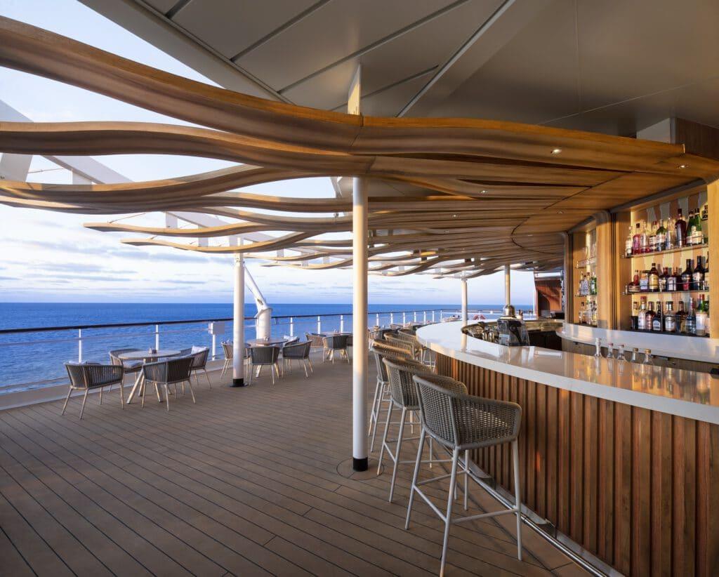 Cruiseschip-Celebrity Millennium-Celebrity Cruises-Oceanview Bar (Sunset Bar)