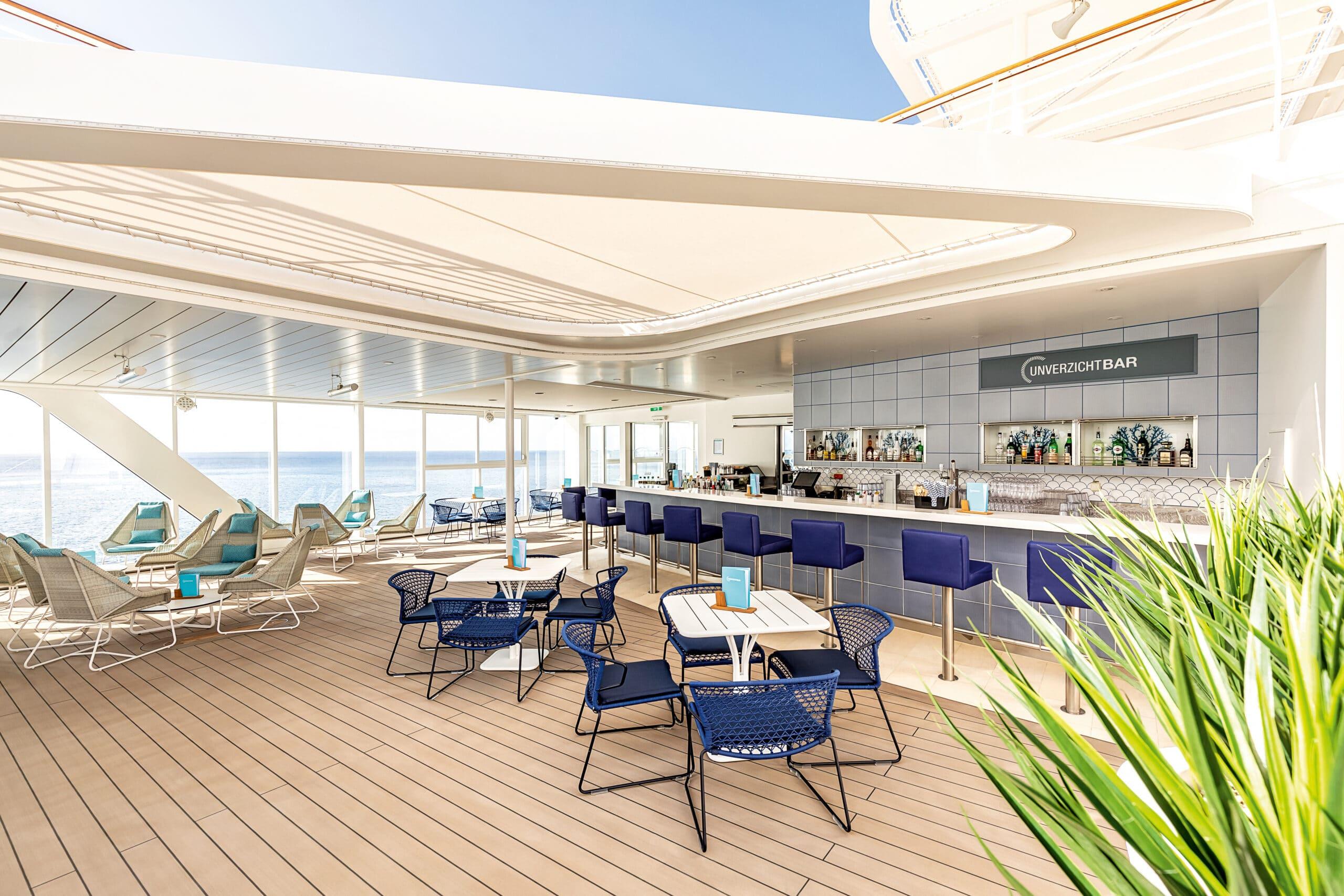 Cruiseschip-Mein Schiff 1-Mein Schiff2-TUI Cruises-Bar