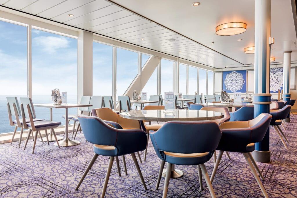 Cruiseschip-Mein Schiff 1-Mein Schiff2-TUI Cruises-Buffet Restaurant