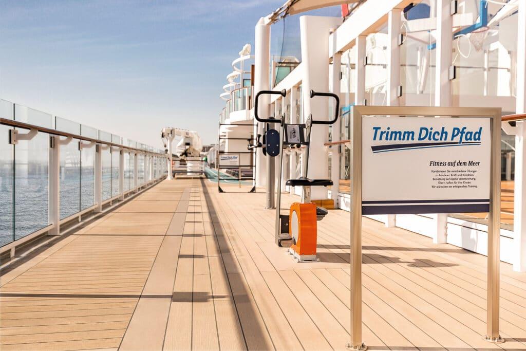 Cruiseschip-Mein Schiff 6-TUI Cruises-Sports Deck