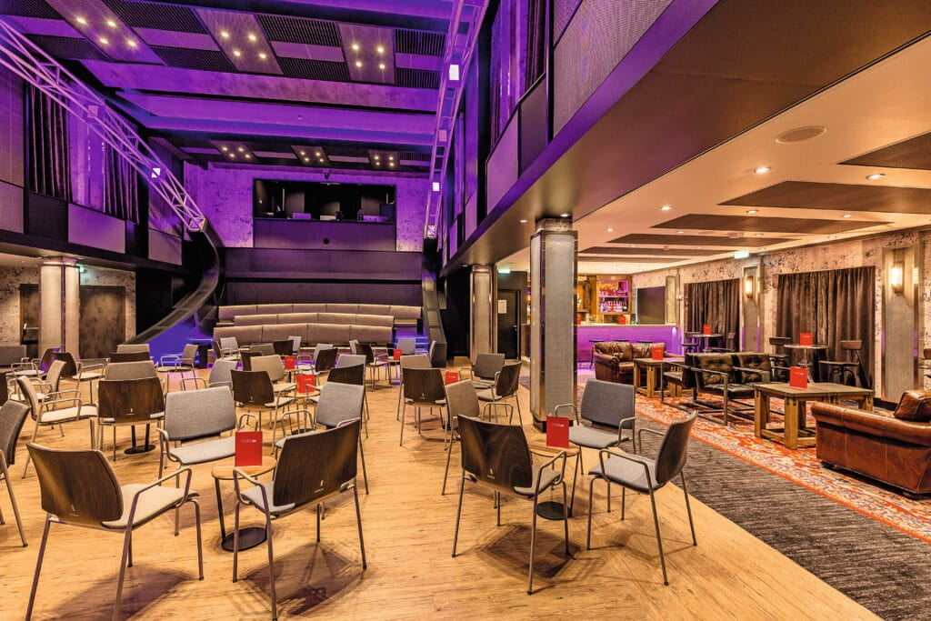 Cruiseschip-Mein Schiff 6-TUI Cruises-Lounge Bar