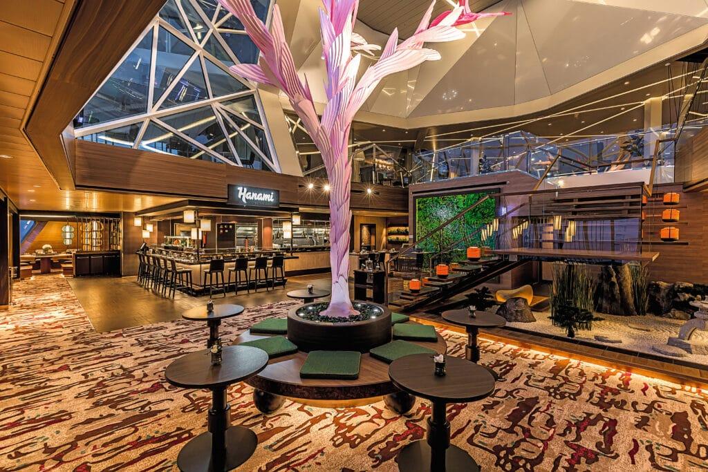 Cruiseschip-Mein Schiff 6-TUI Cruises-Atrium