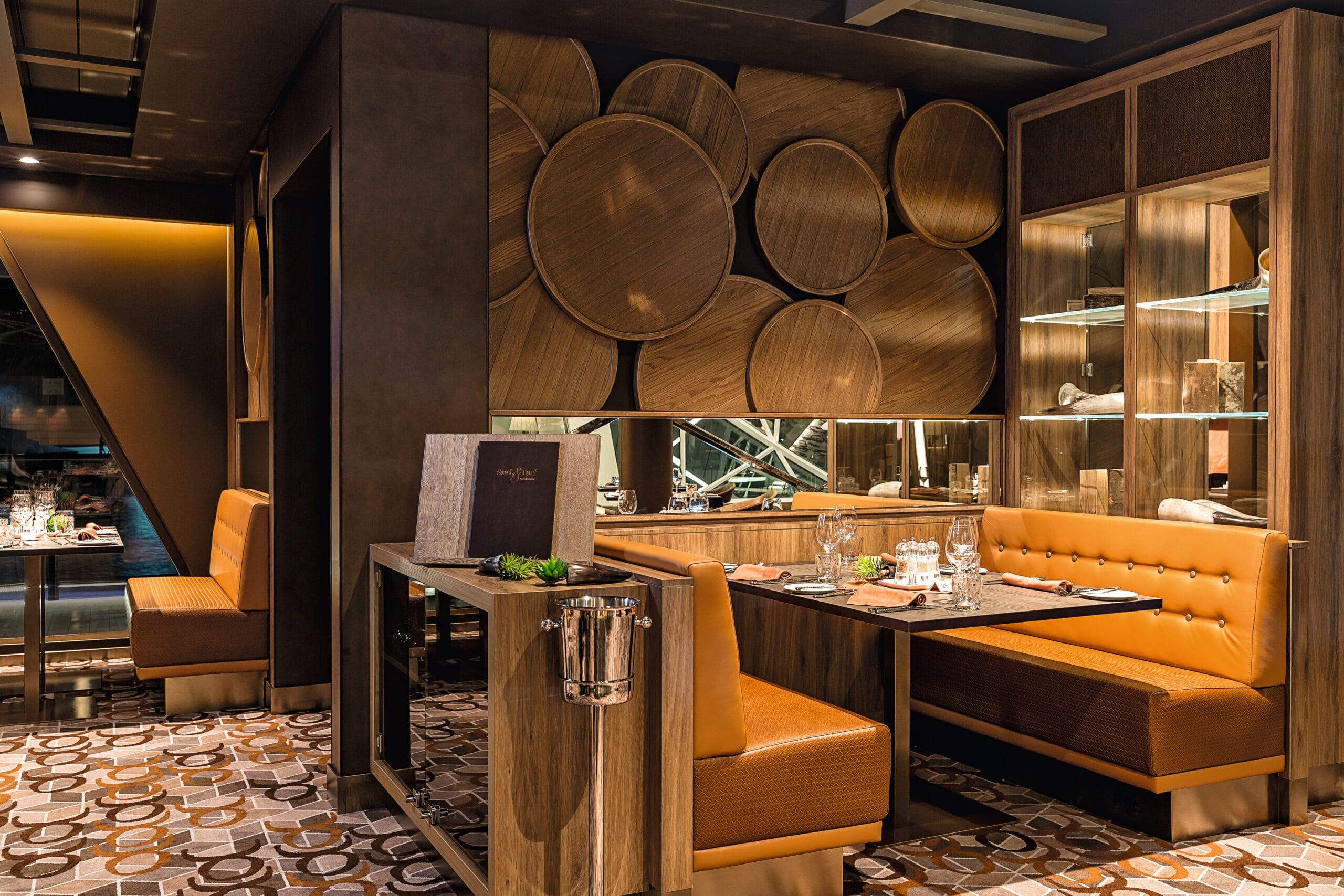 Cruiseschip-Mein Schiff 6-TUI Cruises-Restaurant
