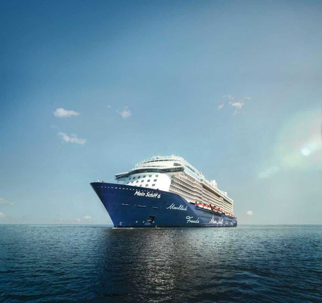 Cruiseschip-Mein Schiff 6-TUI Cruises-Schip