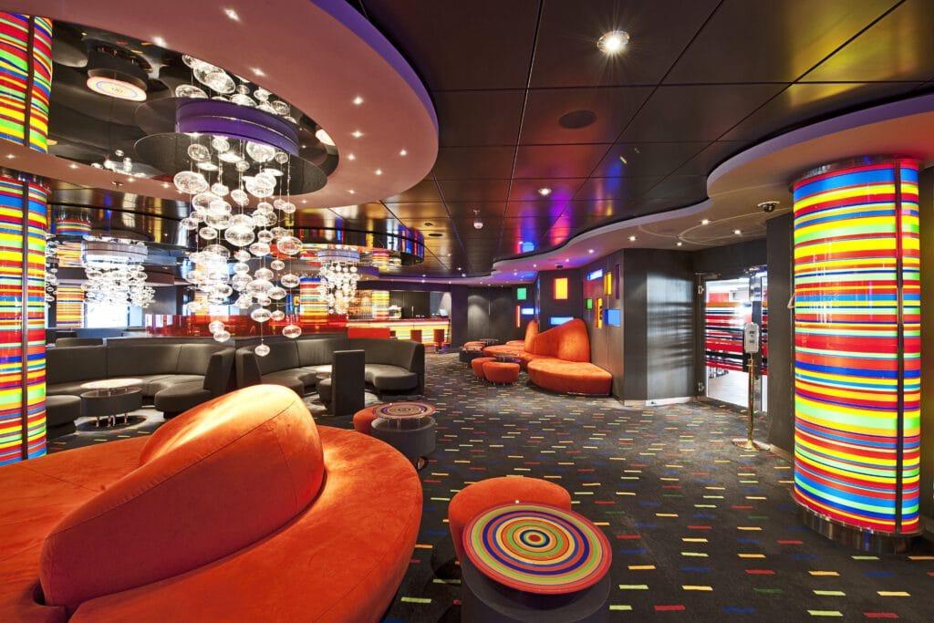 Cruiseschip-MSC Fantasia-MSC Cruises-Bar