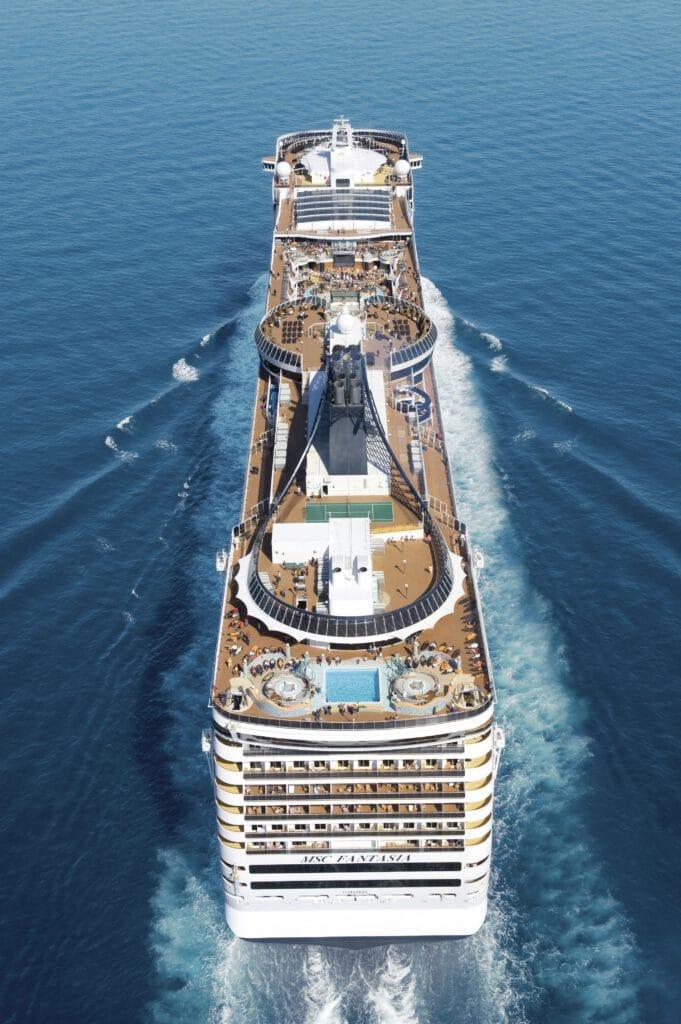 Cruiseschip-MSC Fantasia-MSC Cruises-Schip