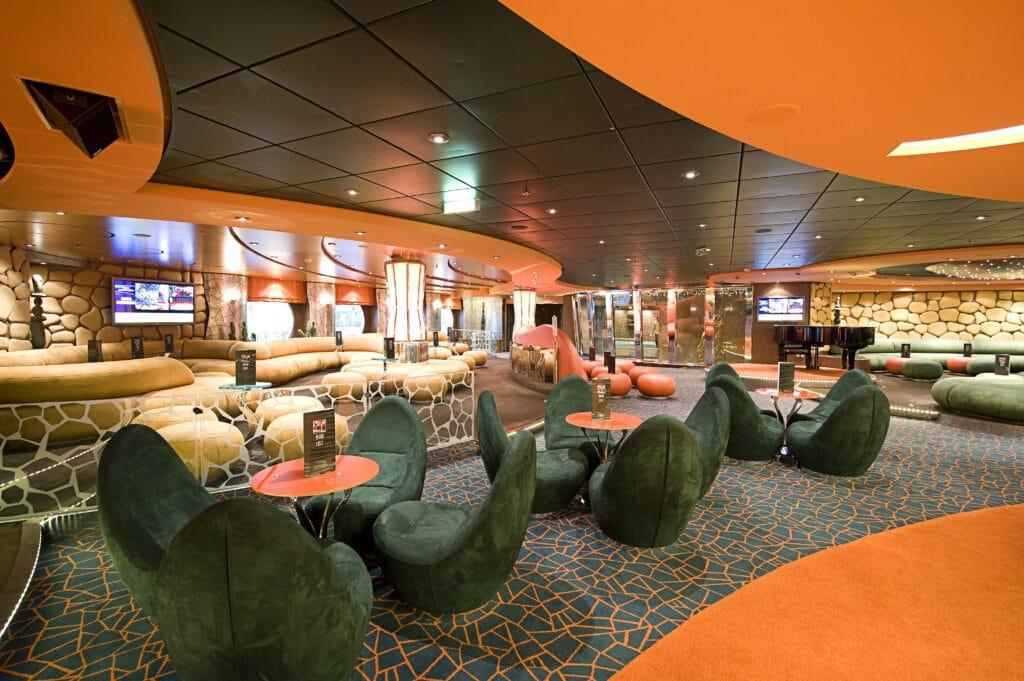 Cruiseschip-MSC Fantasia-MSC Cruises-Lounge