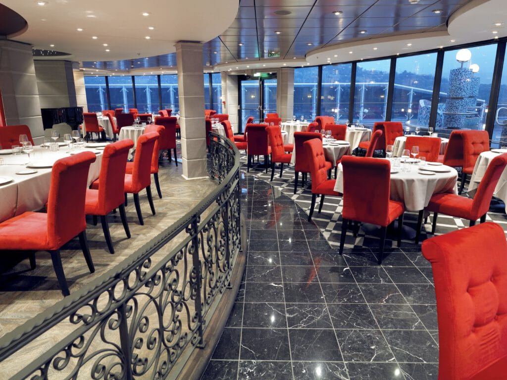 Cruiseschip-MSC Fantasia-MSC Cruises-Restaurant