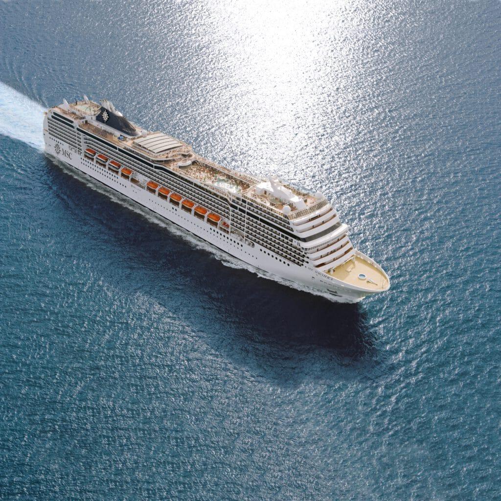 Cruiseschip-MSC Magnifica-MSC Cruises-Schip