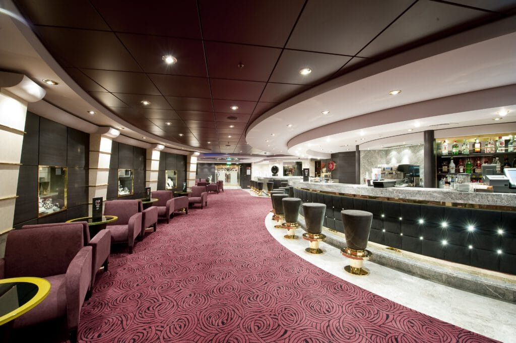 Cruiseschip-MSC Magnifica-MSC Cruises-Bar