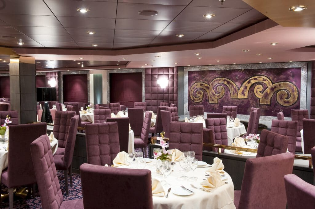 Cruiseschip-MSC Magnifica-MSC Cruises-Restaurant