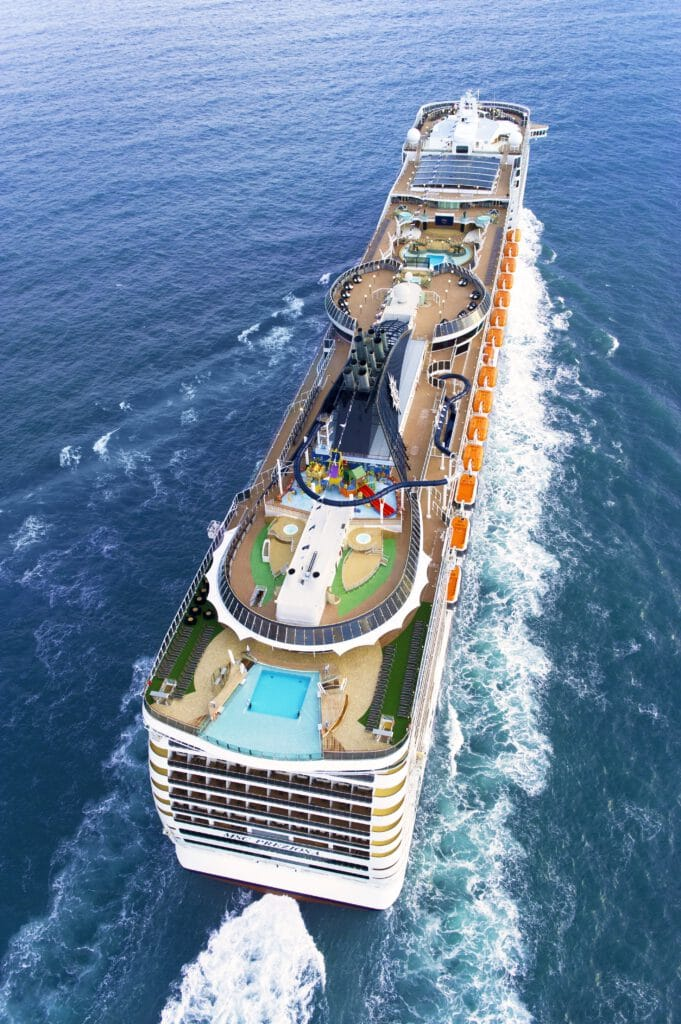 Cruiseschip-MSC Preziosa-MSC Cruises-Schip