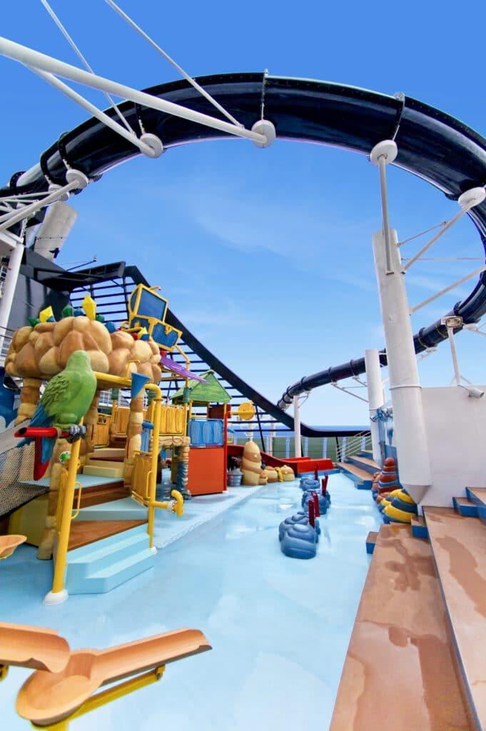 Cruiseschip-MSC Preziosa-MSC Cruises-Kinderzwembad