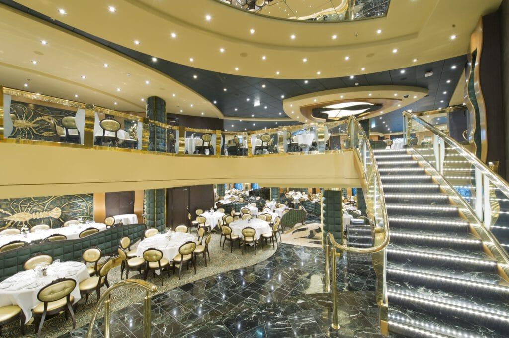 Cruiseschip-MSC Preziosa-MSC Cruises-Restaurant