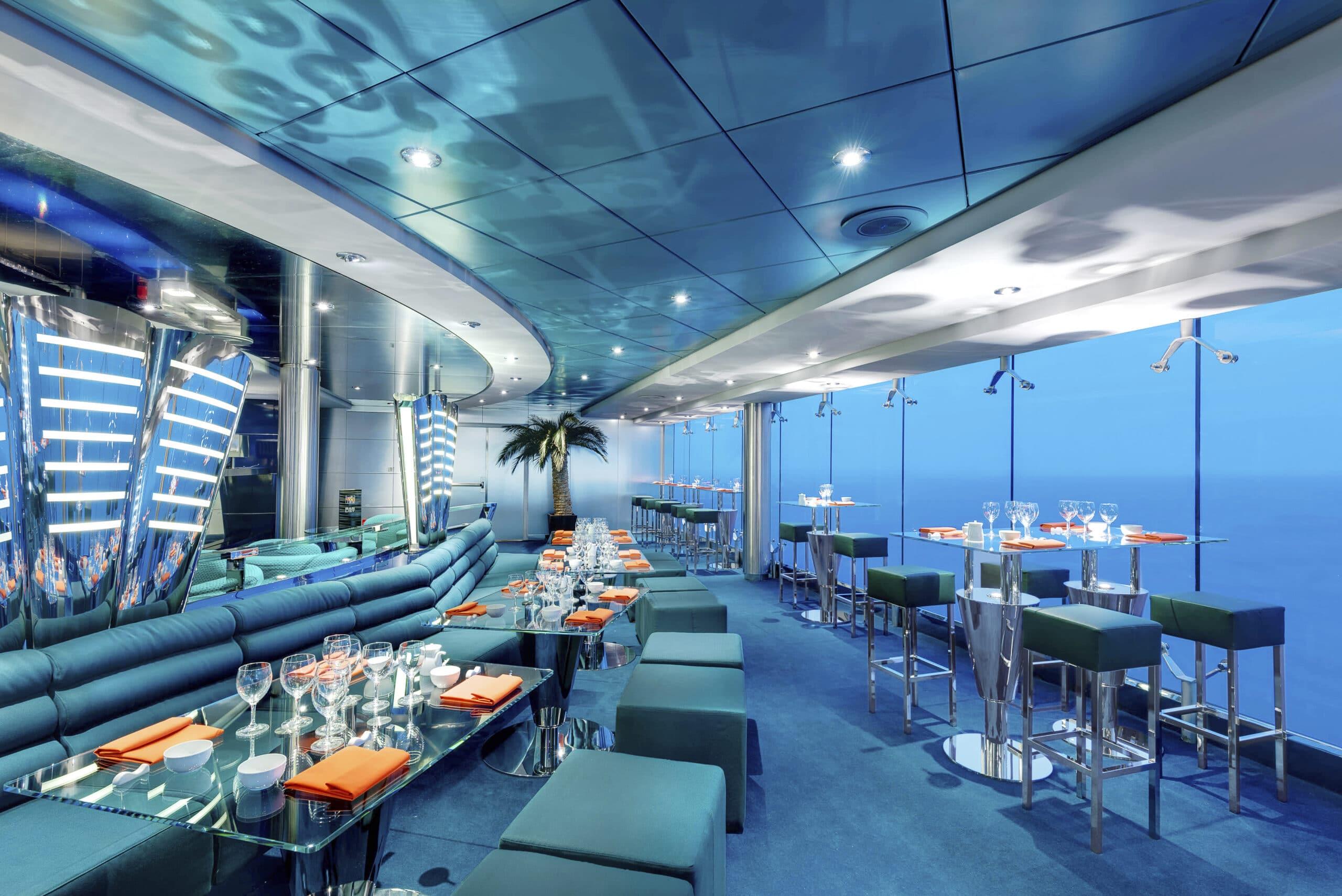 Cruiseschip-MSC Lirica-MSC Cruises-Sushi Bar