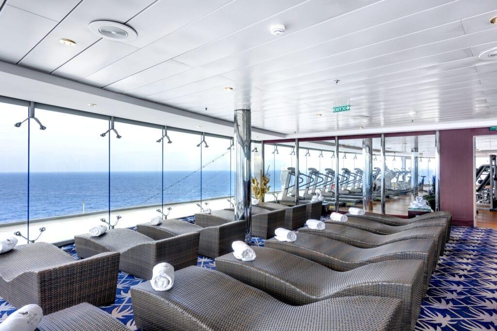 Cruiseschip-MSC Lirica-MSC Cruises-Spa
