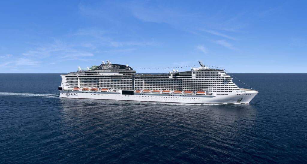 Cruiseschip-MSC Grandiosa-MSC Cruises-Schip