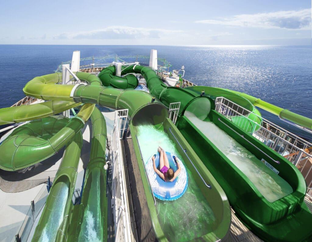 Cruiseschip-MSC Grandiosa-MSC Cruises-Aquapark
