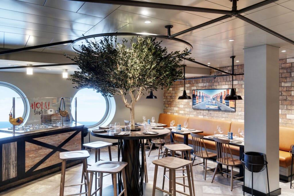 Cruiseschip-MSC Grandiosa-MSC Cruises-Tapas Bar