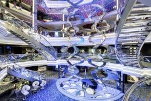 Cruiseschip-MSC Grandiosa-MSC Cruises-Atrium