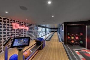 Cruiseschip-MSC Grandiosa-MSC Cruises-Bowling
