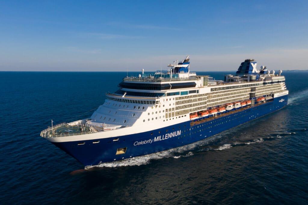 Cruiseschip-Celebrity Millennium-Celebrity Cruises-Schip