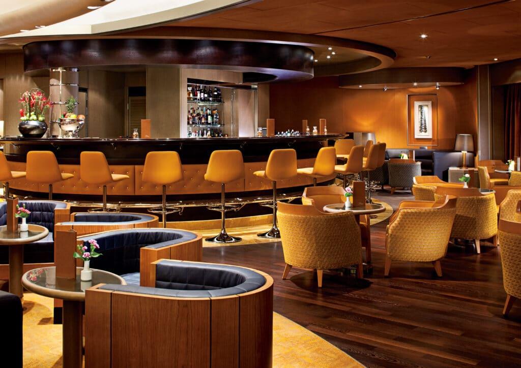 cruiseschip - Holland America Line - Nieuw Amsterdam - Ocean Bar