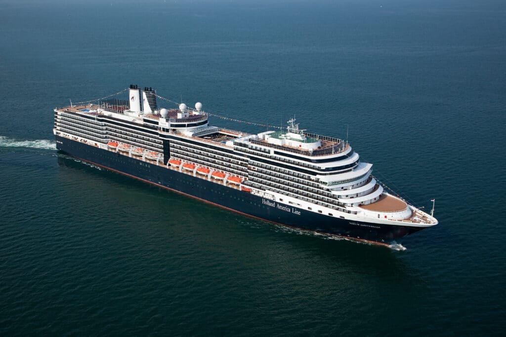 cruiseschip - Holland America Line - Nieuw Amsterdam - schip
