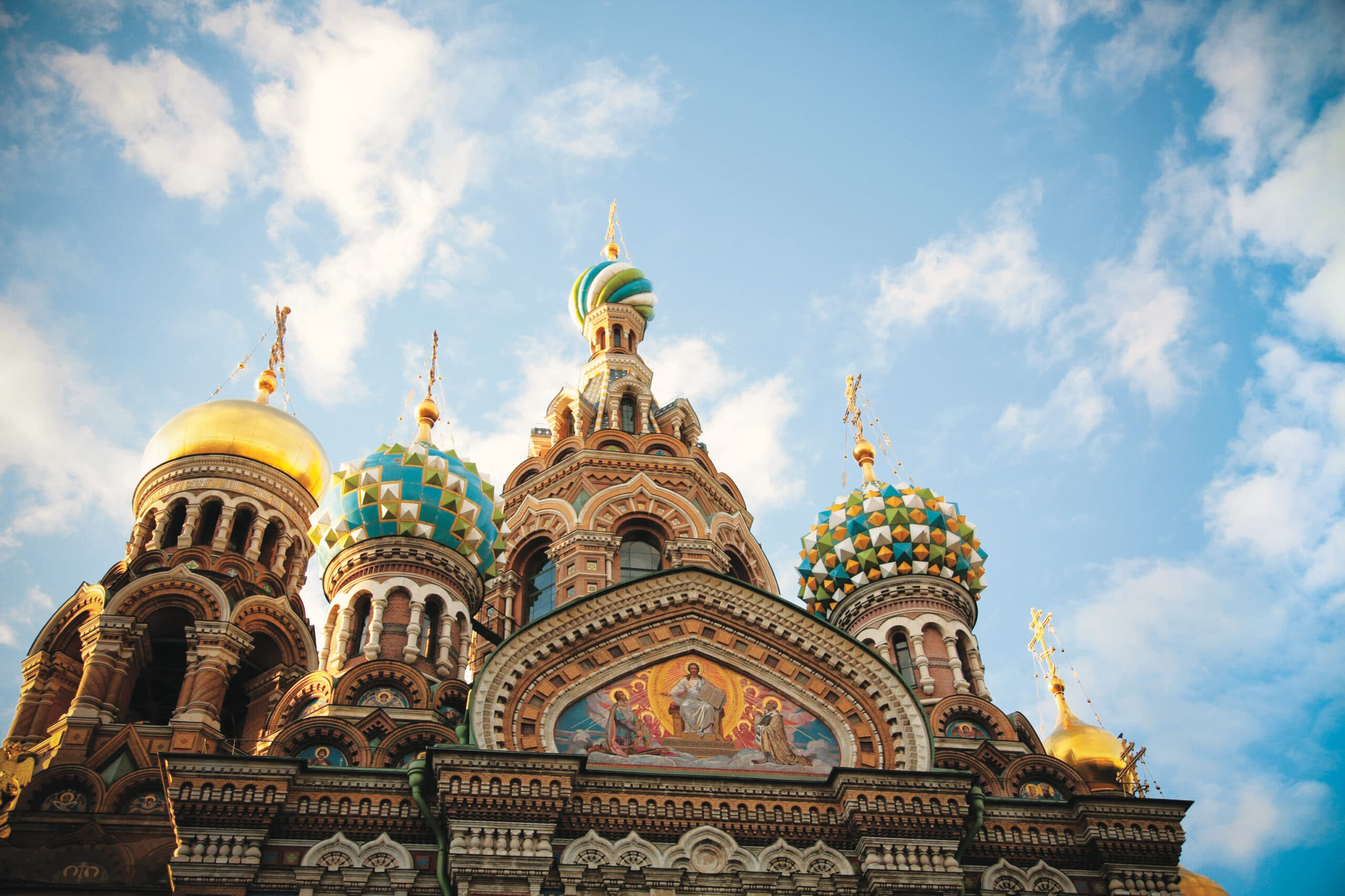 Noord-Europa-St-Petersburg-Rusland-Kerk-vd-Verlosser-Peter-de-Groot