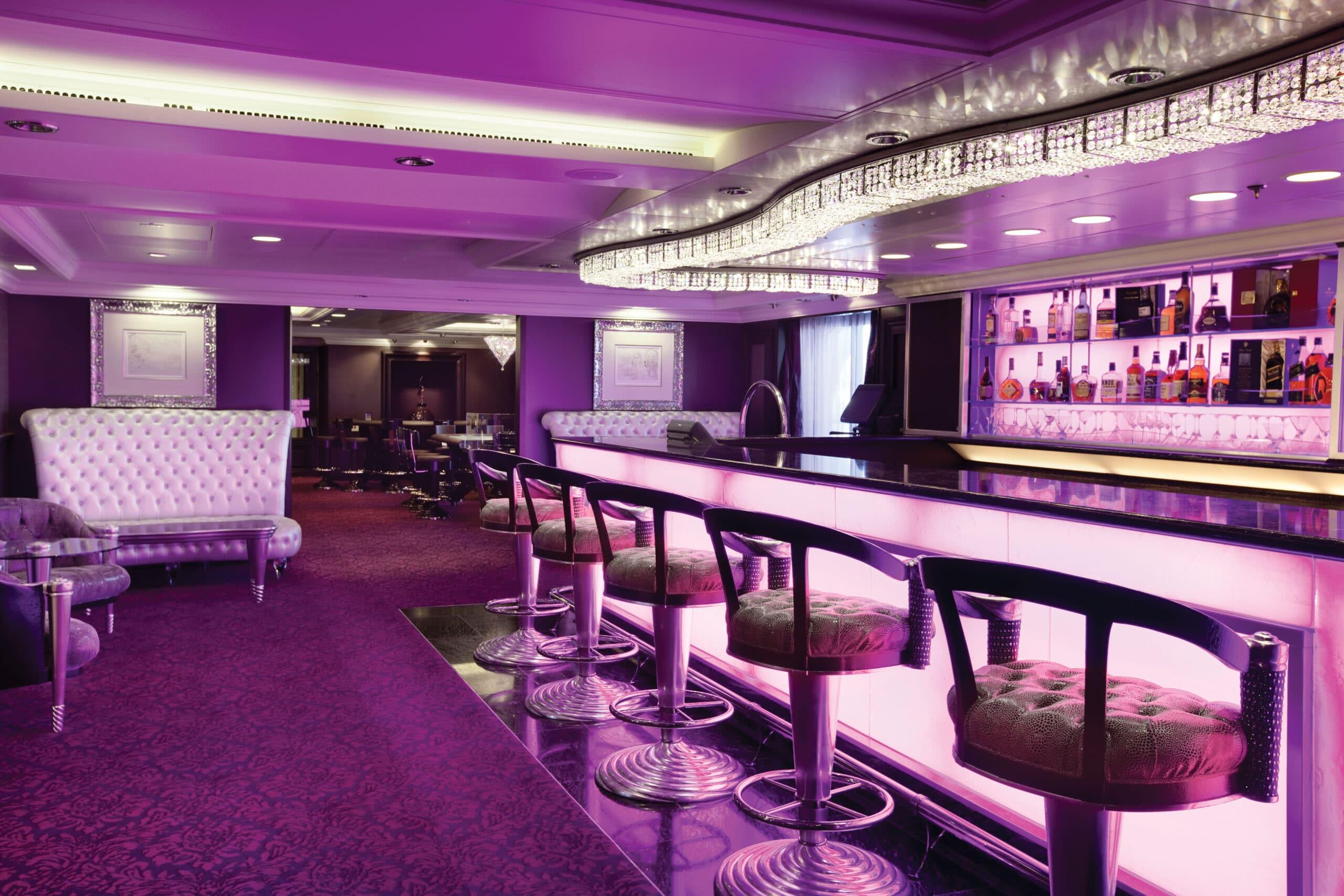 Cruiseschip-Riviera-Oceania Cruises-Casino Bar