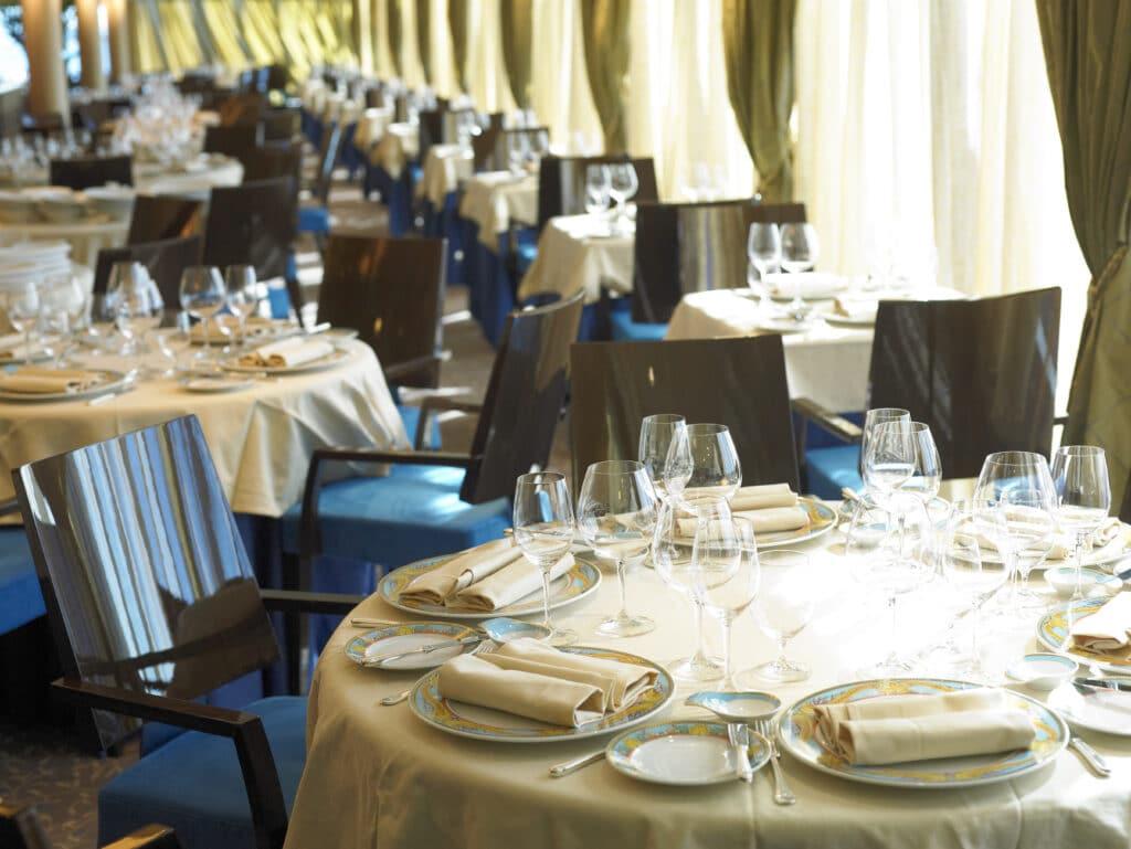 Cruiseschip-Riviera-Oceania Cruises-Restaurant Toscana