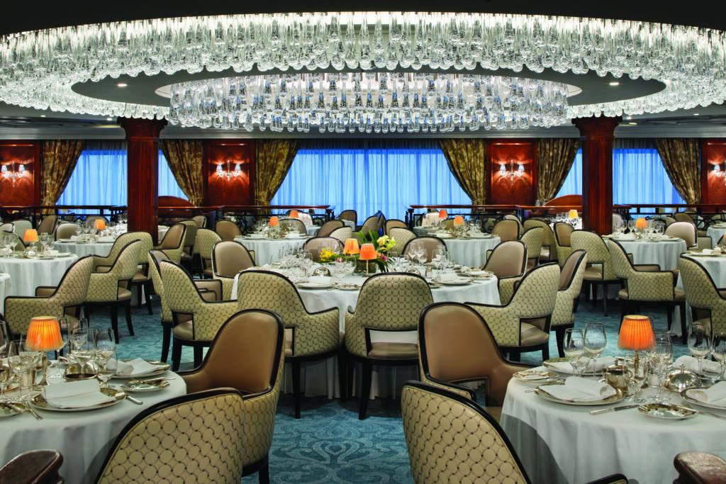 Cruiseschip-Sirena-Oceania Cruises-Restaurant