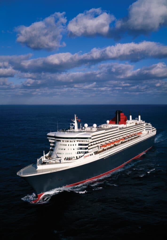 Cruiseschip-Queen Mary 2-Cunard-Schip