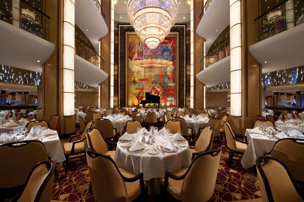 Cruiseschip-Allure of the Seas-Royal Caribbean International-Adagio Restaurant