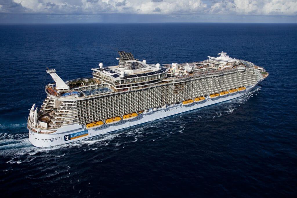 Cruiseschip-Allure of the Seas-Royal Caribbean International-Schip