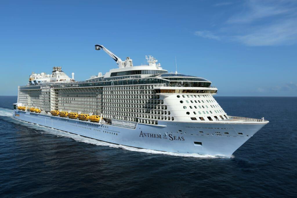Cruiseschip-Anthem of the Seas-Royal Caribbean International-Schip