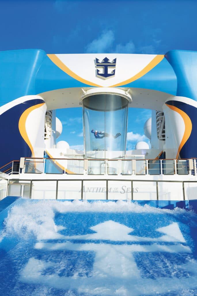 Cruiseschip-Anthem of the Seas-Royal Caribbean International-FlowRider