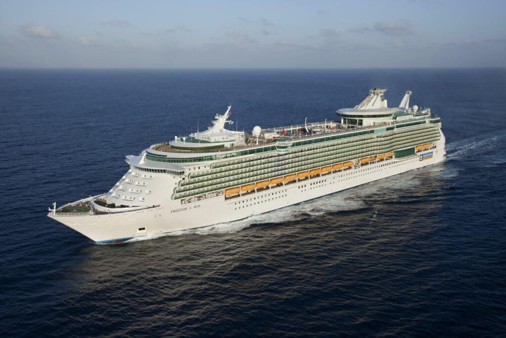 Cruiseschip-Freedom of the Seas-Royal Caribbean International-Schip
