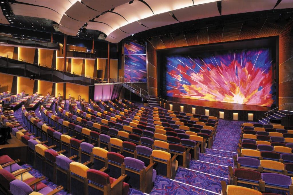 Cruiseschip-Brilliance of the Seas-Royal Caribbean International-Theater