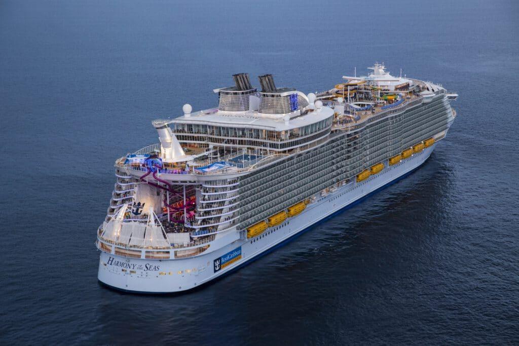 Cruiseschip-Harmony of the Seas-Royal Caribbean International-Schip