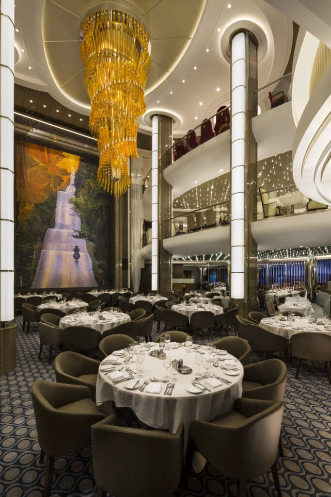 Cruiseschip-Harmony of the Seas-Royal Caribbean International-Main Dinning Room